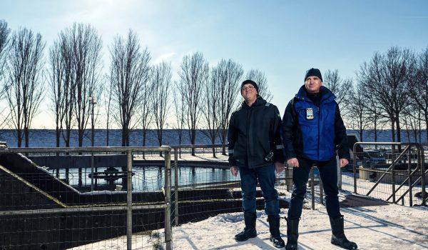 Hollandse Delta_Paul en Arvid